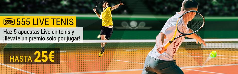 Bwin 555live tenis