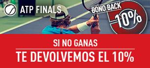 Sportium ATP finals 10% devolucion!