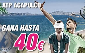 ATP Acapulco wanabet