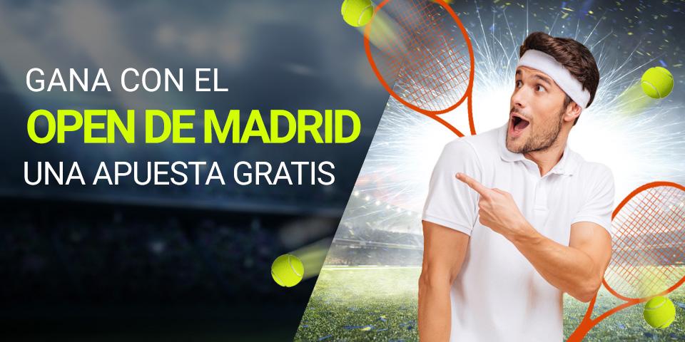Luckia Open de Madrid Apuesta Gratis