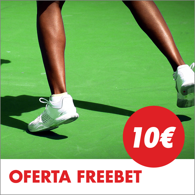 Circus Freebet tenis 10€