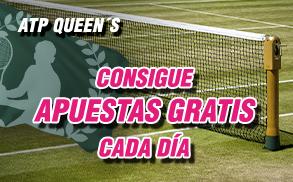 Wanabet ATP Queen's Consigue Apuestas Gratis