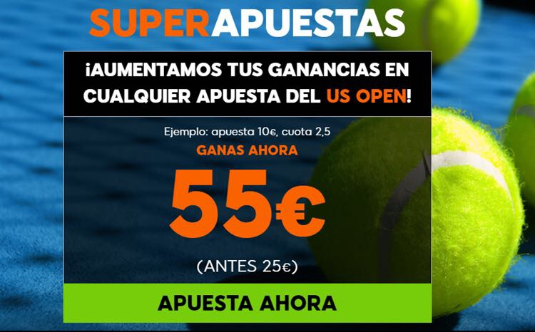 Supercuota 88sport US OPEN