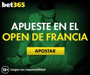 Bet365 Open de Francia