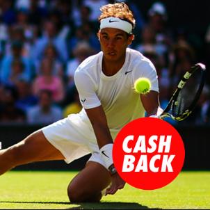 apuestas de tenis Circus Wimbledon Cashback
